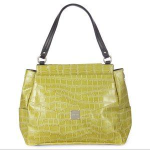 🦋Miche Prima Parker Shell - Beautiful Green EUC🦋